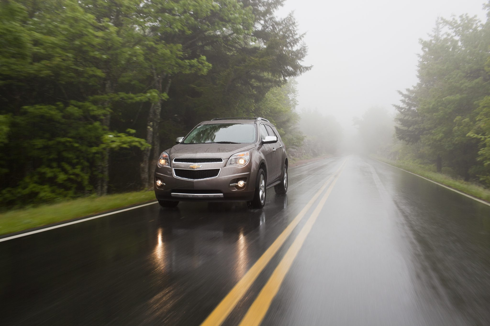 2016 Chevy Equinox updates