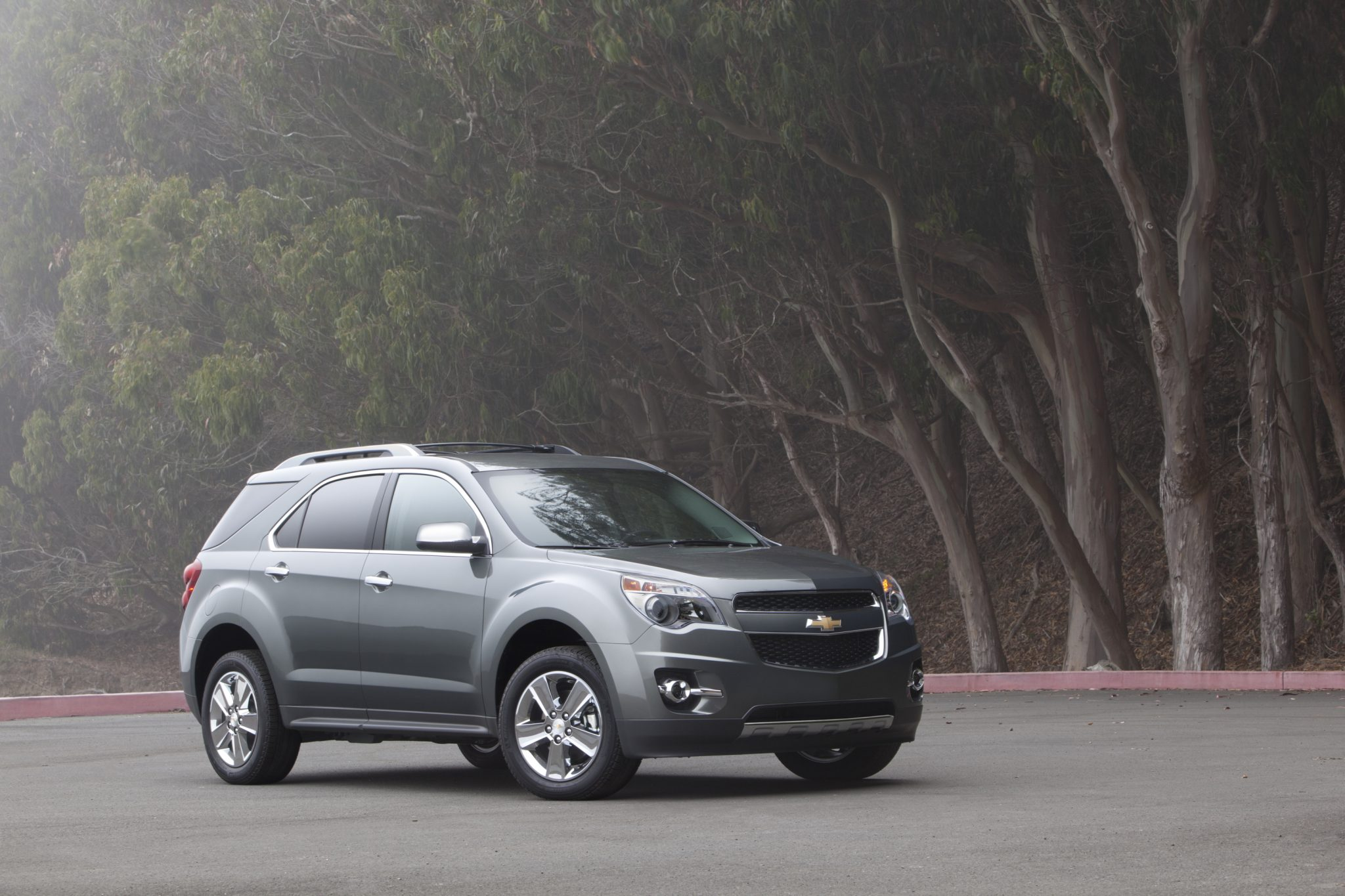Updates for the 2015 Chevy Equinox