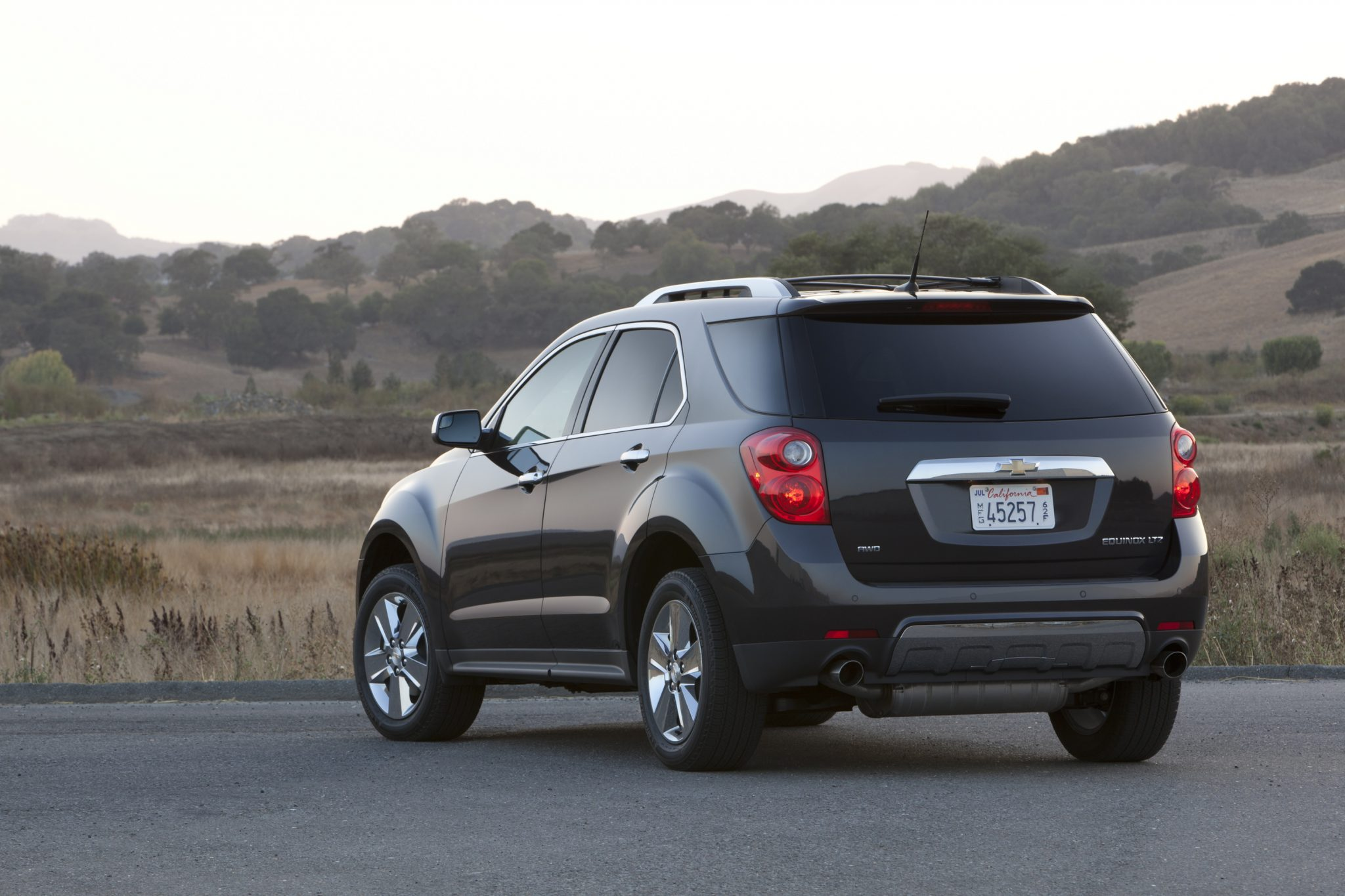 2015 chevrolet equinox ltz the news wheel. Black Bedroom Furniture Sets. Home Design Ideas