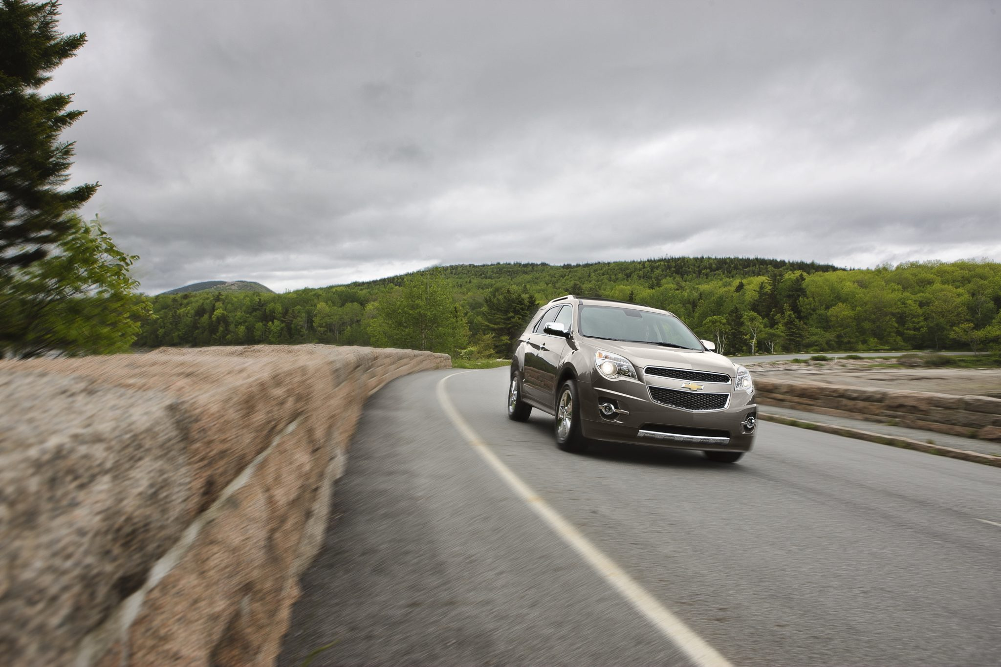 Chevy's Compact Crossovers and Small SUVs | 2015 Equinox