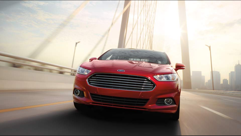 Ford September Sales