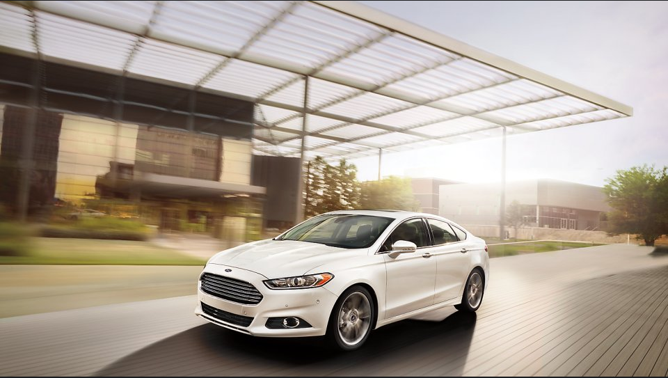 Ford's October Sales