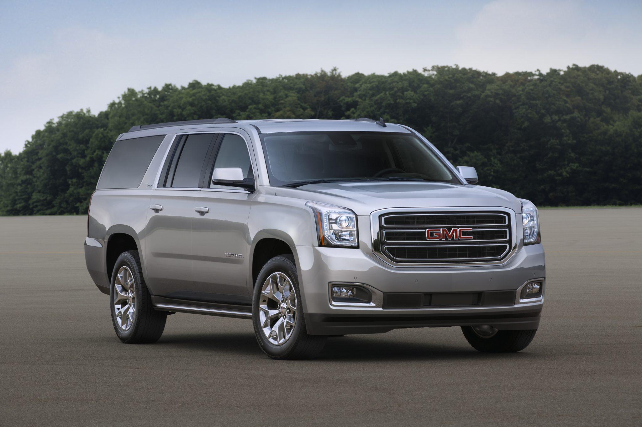 GMC June 2014 Sales | 2015 GMC Yukon XL SLT