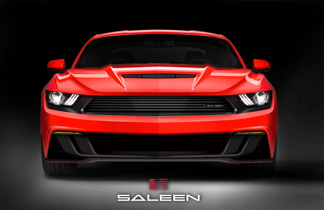 2015 Saleen 302 Mustang is the Mickey Rourke of Mustangs - The News ...