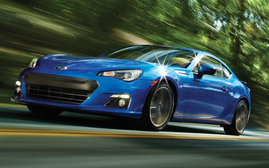 2015 Subaru BRZ   Subaru's Chicago Auto Show awards
