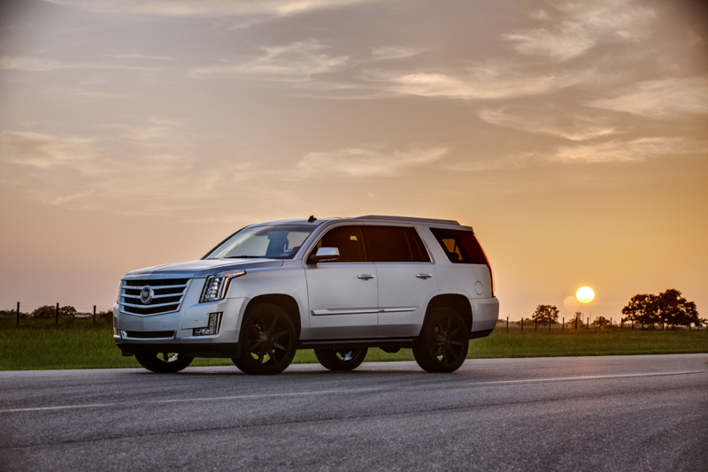 2015 Supercharged Cadillac Escalade