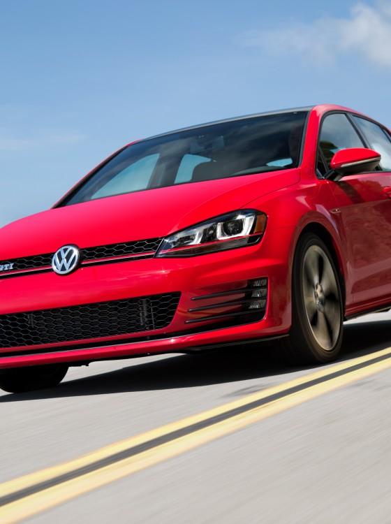 "2015 VW Golf GTI Wins ""Cheap Speed Challenge"" - The News Wheel"