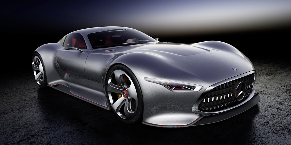 Mercedes benz amg vision gran turismo only in gran for Mercedes benz amg vision gt