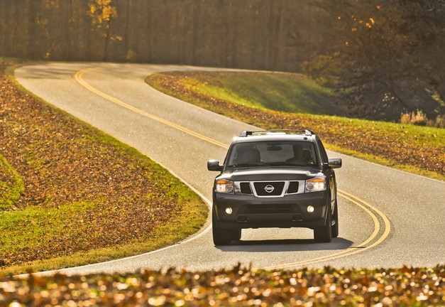 2013 Nissan Armada Overview