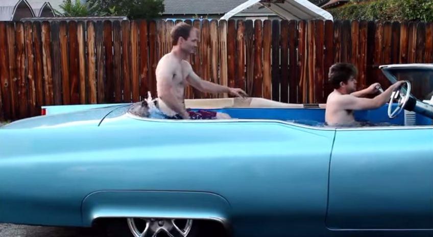 Cadillac Carpool Deville