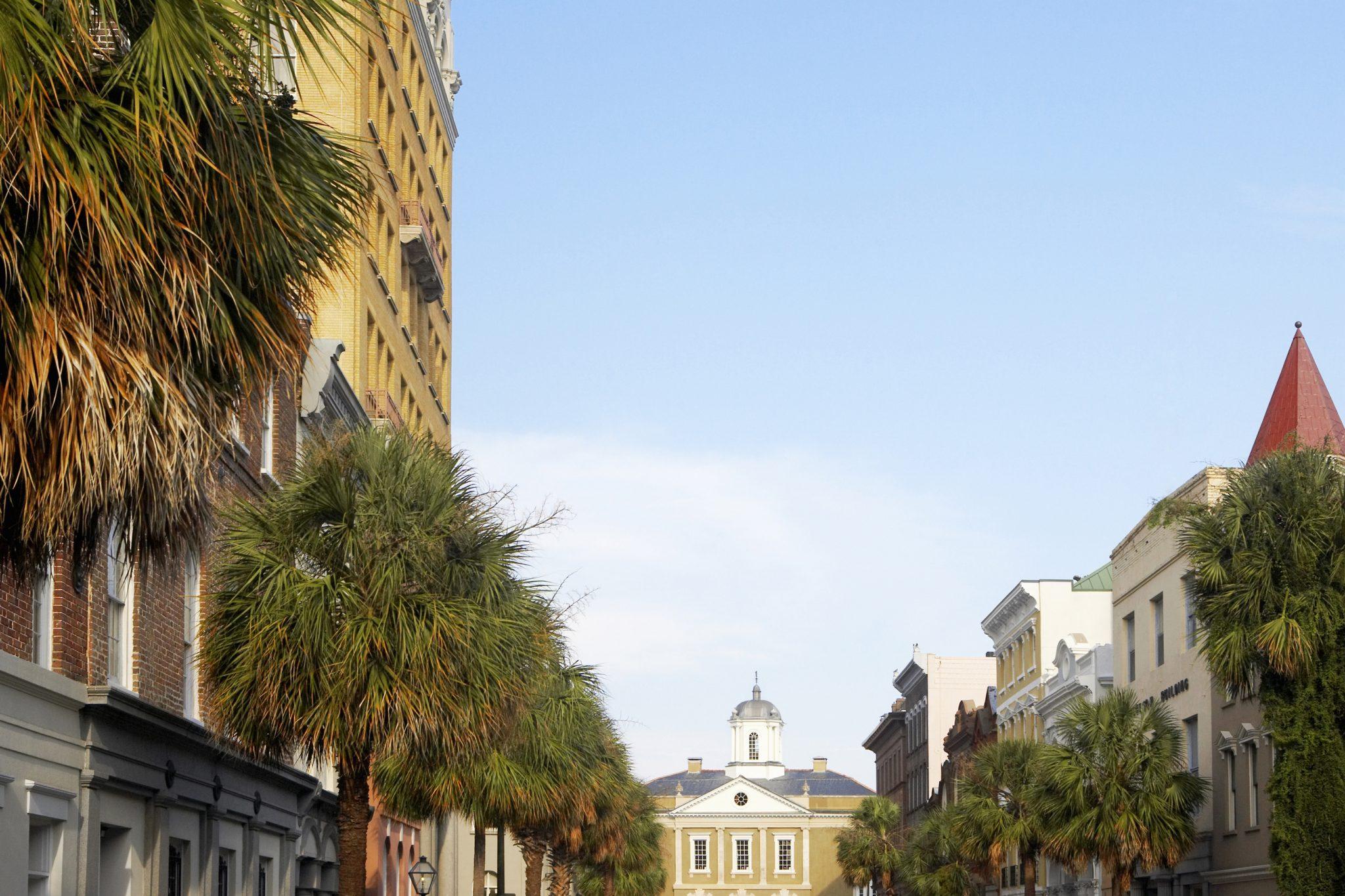 Getting around Charleston