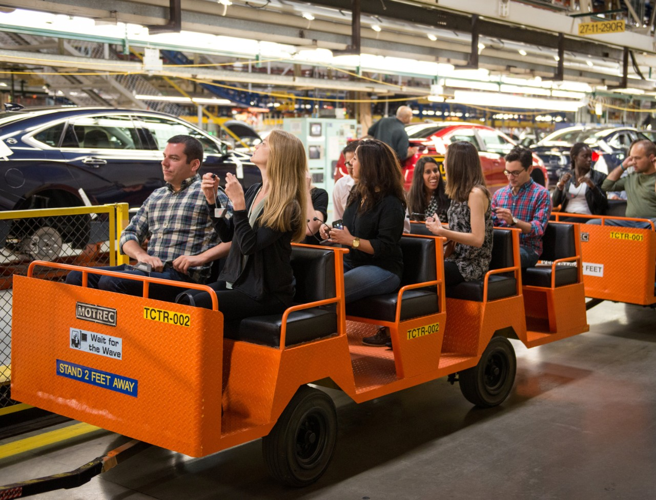 Chevy and MBAs Across America Work to Help Small Businesses