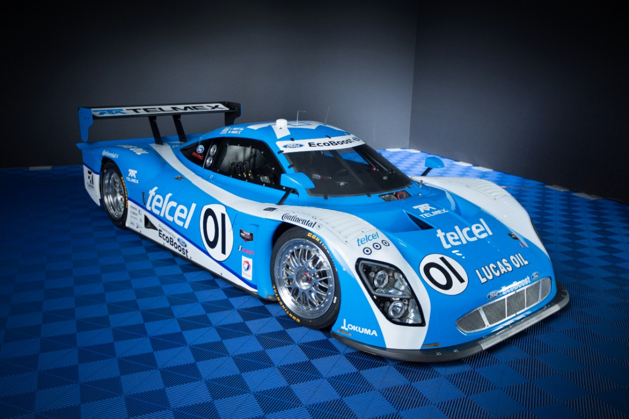 Ford in Le Mans