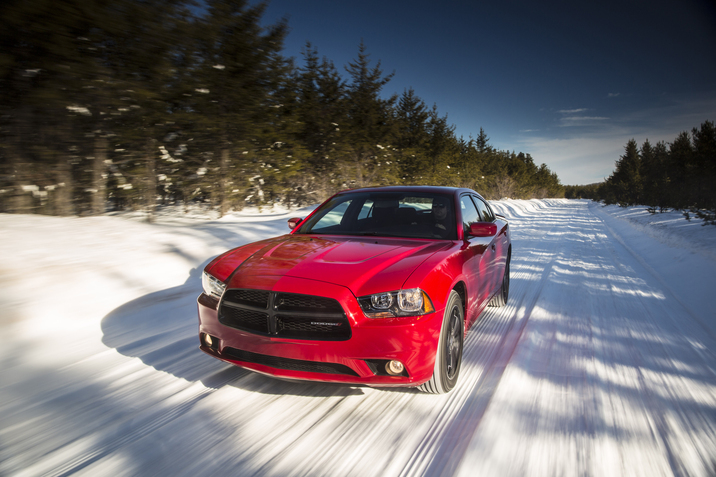 Five Chrysler Group Models Lead in Top Quality Awards - Dodge Charger