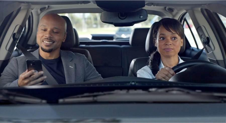 OnStar 4G LTE Ad Campaign