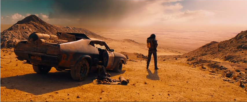 Mad Max: Fury Road Trailer