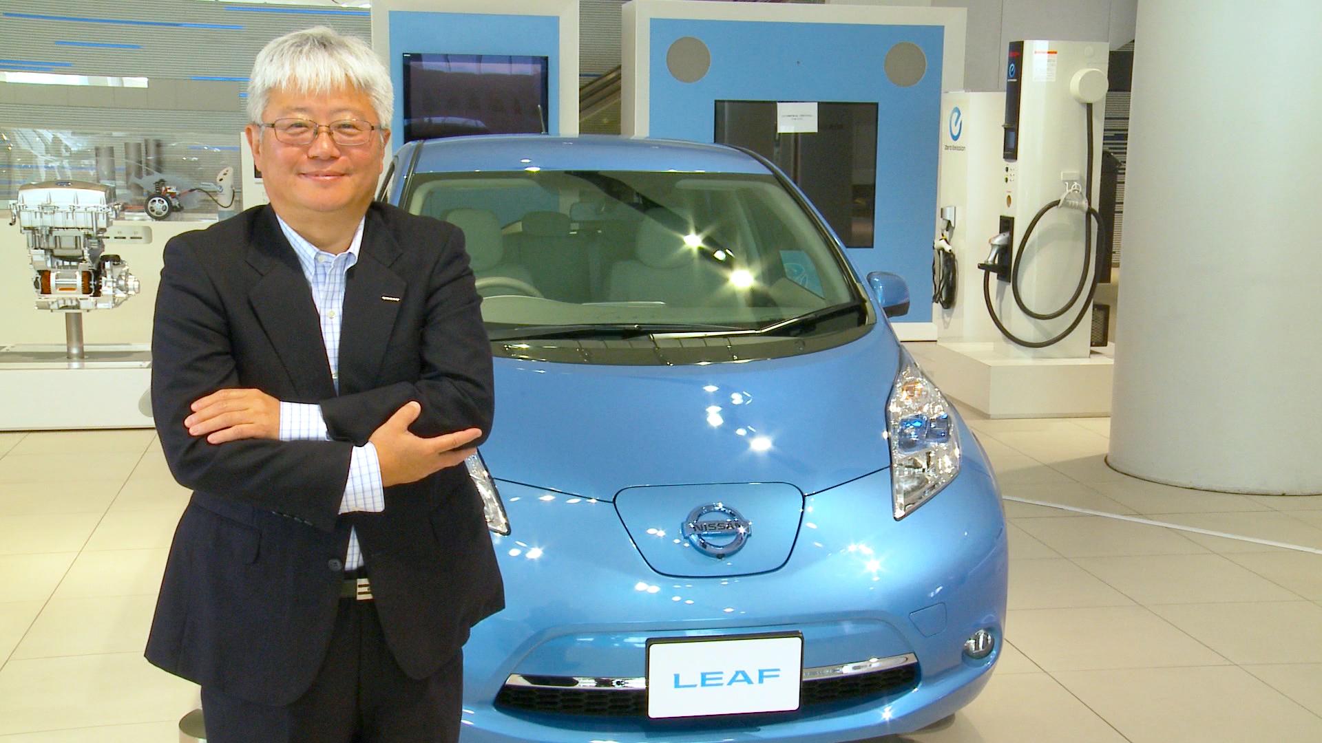 Nissan LEAF: Beyond Zero Emissions