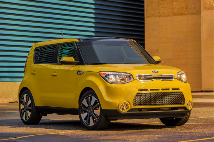 Kia Soul best back-to-school cars