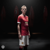 Chevy's Manchester United Jerseys
