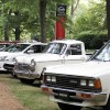 Nissan brings the family out for a day with media