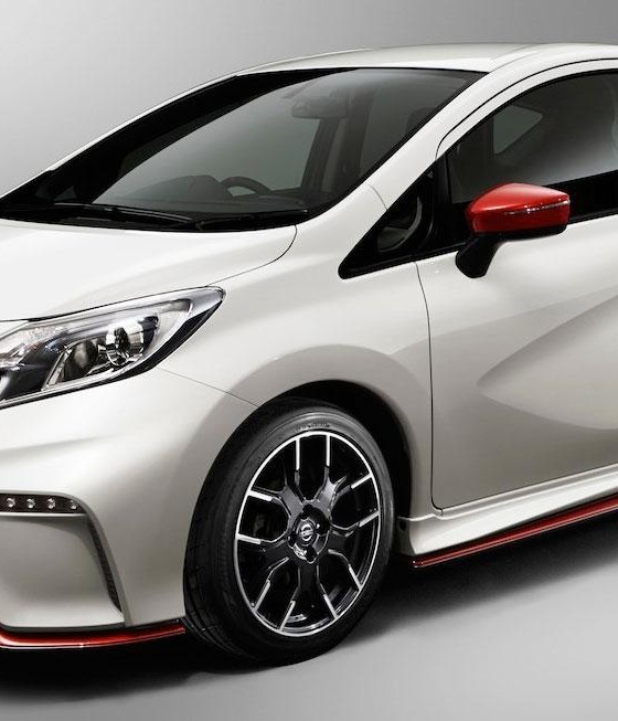 The Nissan Note Nismo Looks Like A Fun Little Hot Hatch