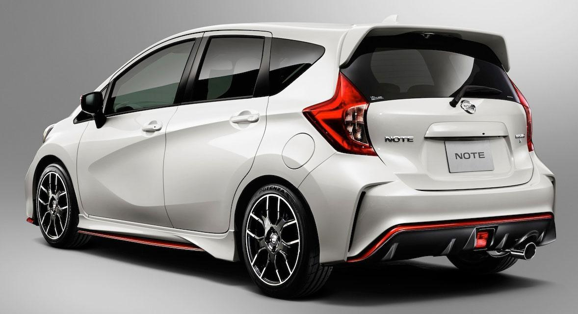 the nissan note nismo looks like a fun little hot hatch the news wheel. Black Bedroom Furniture Sets. Home Design Ideas