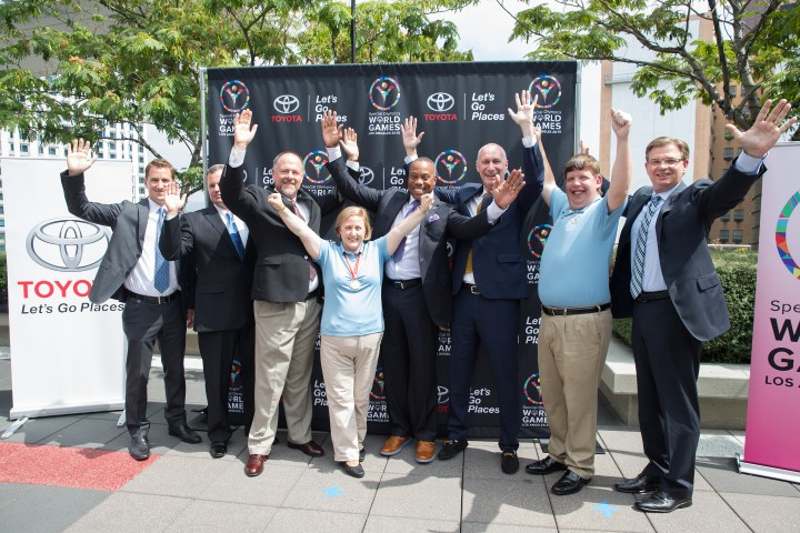 Official Automotive Partner of the 2015 Special Olympics World Games