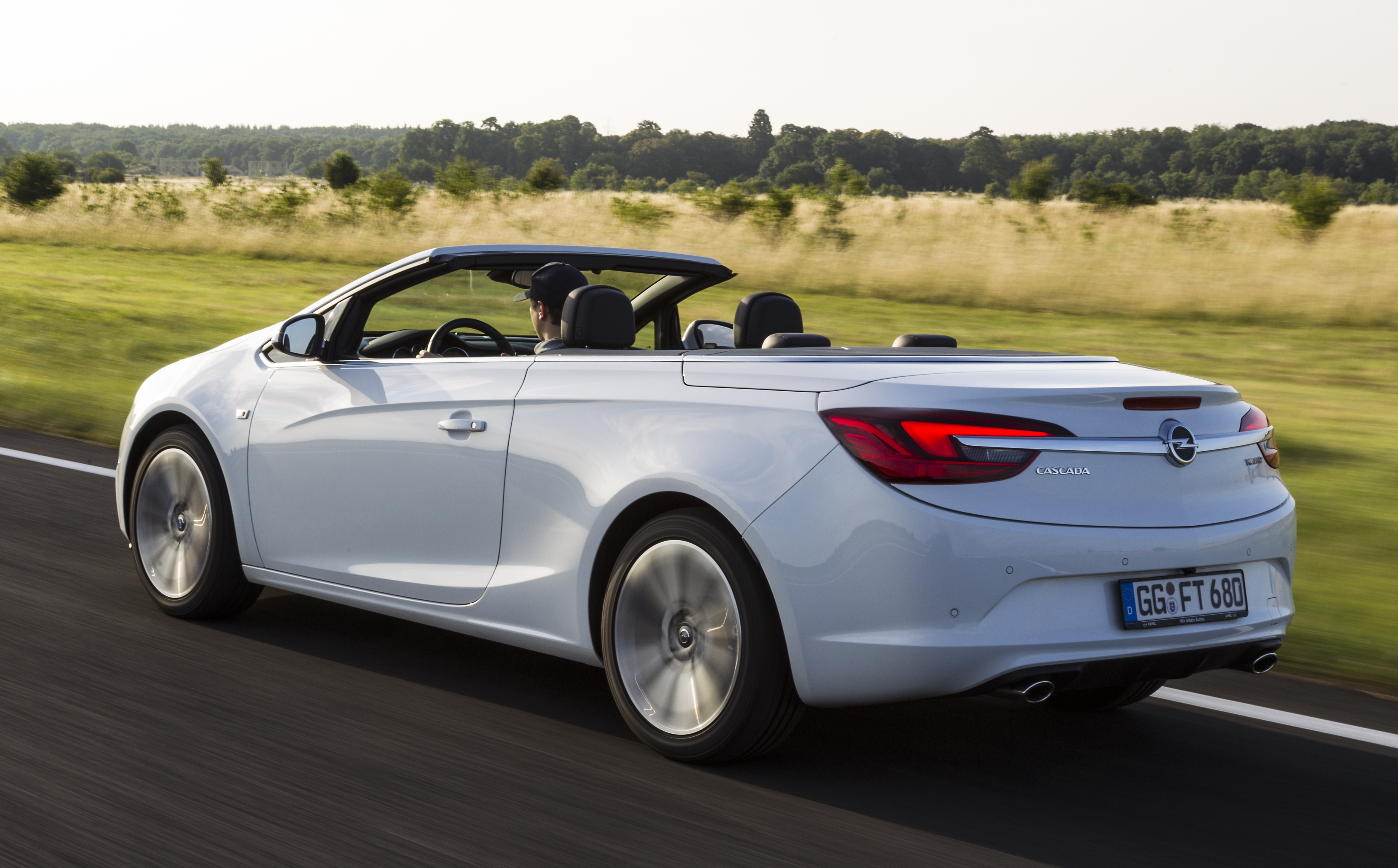 The Opel Cascada will be rebadged in the U.S. as the Buick Cascada convertible