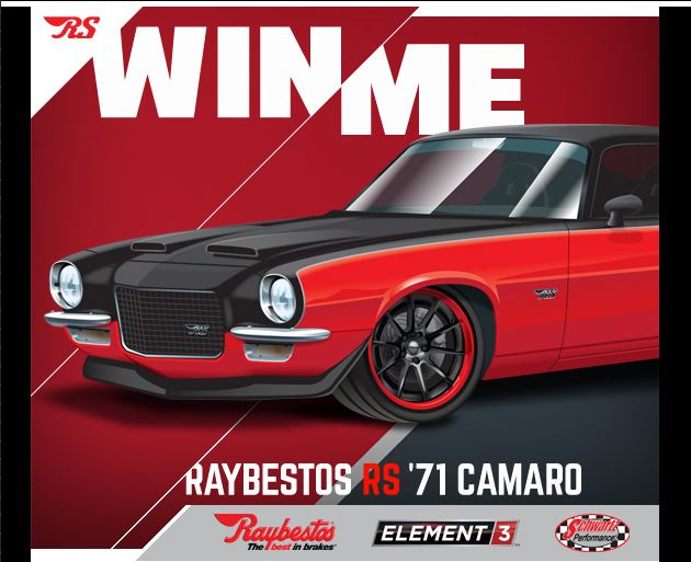 Car Sweepstakes July