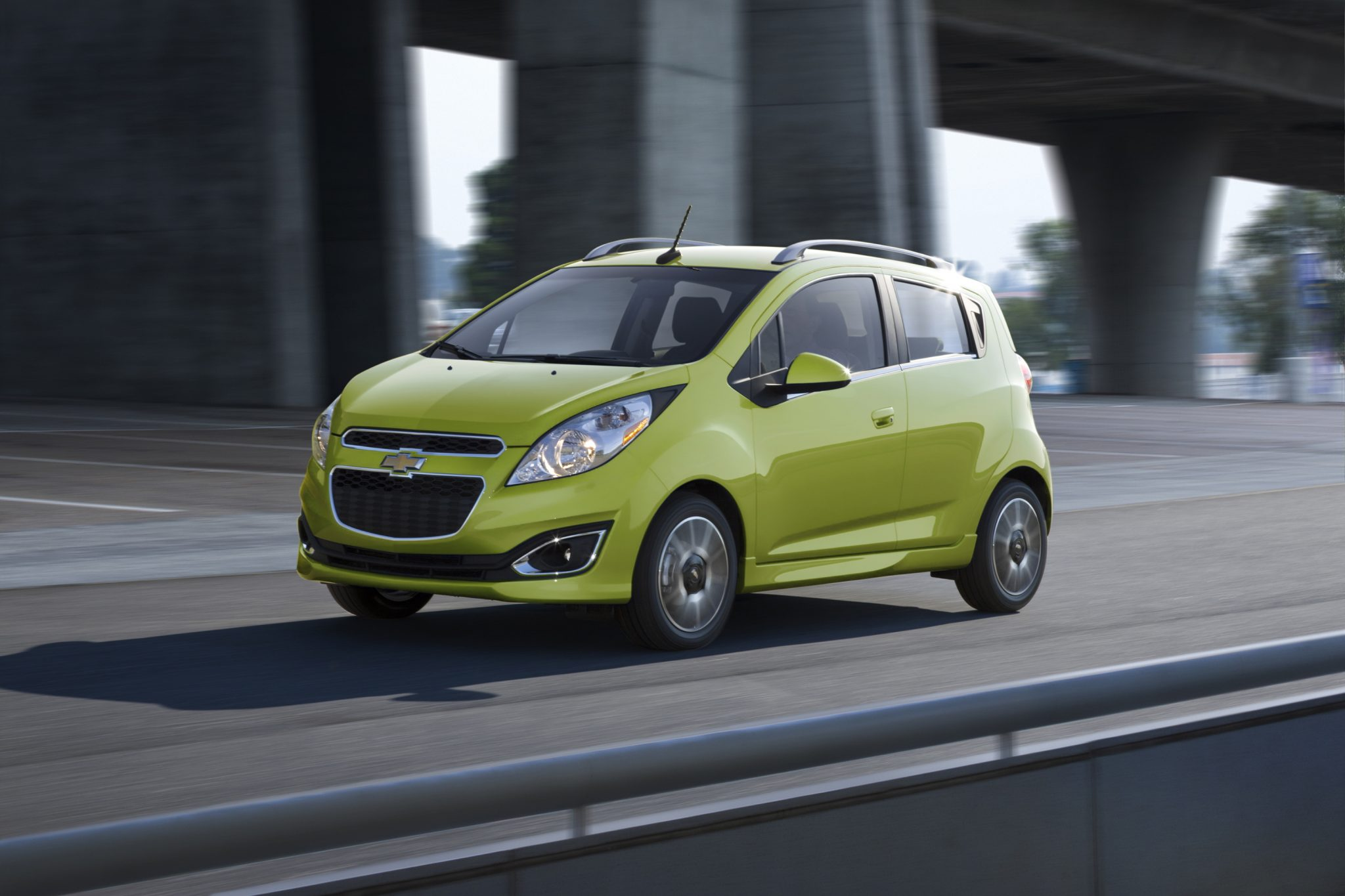 updates for the 2015 chevy spark