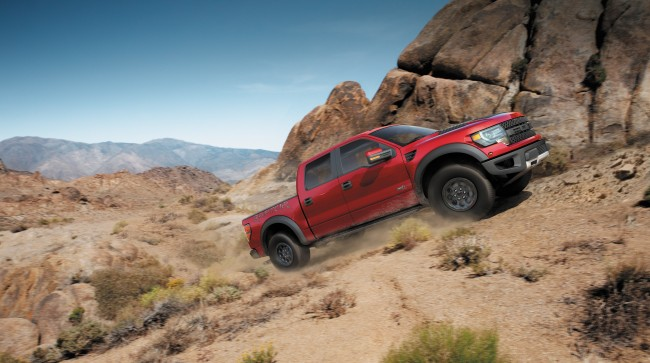 "Ford F-150 SVT Raptor | GM Files for ""Sierra Elevation"" Trademark"