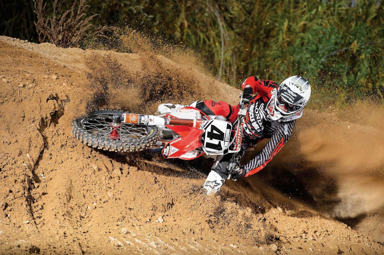 Honda Extends Trey Canard