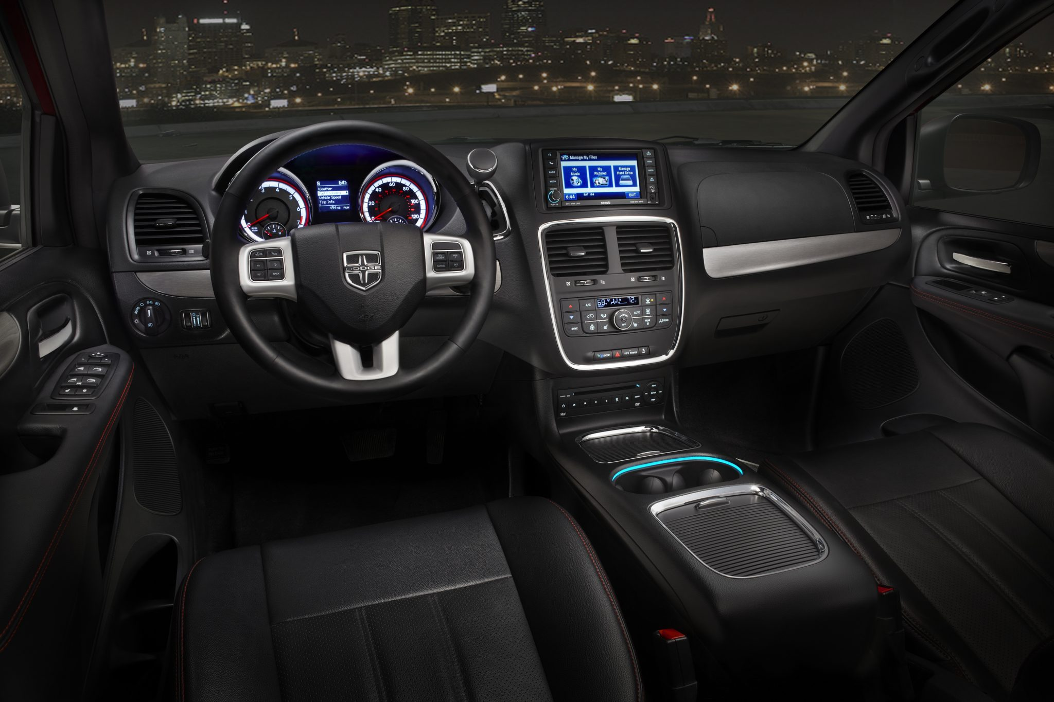 2013 Dodge Grand Caravan Overview - The News Wheel