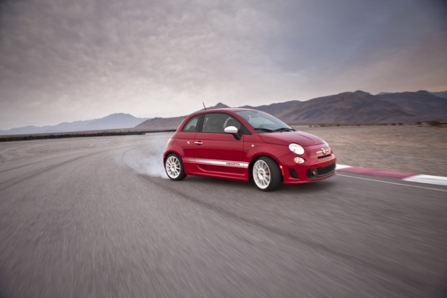 2014 Abarth Track Experience | 2014 Fiat 500 Abarth