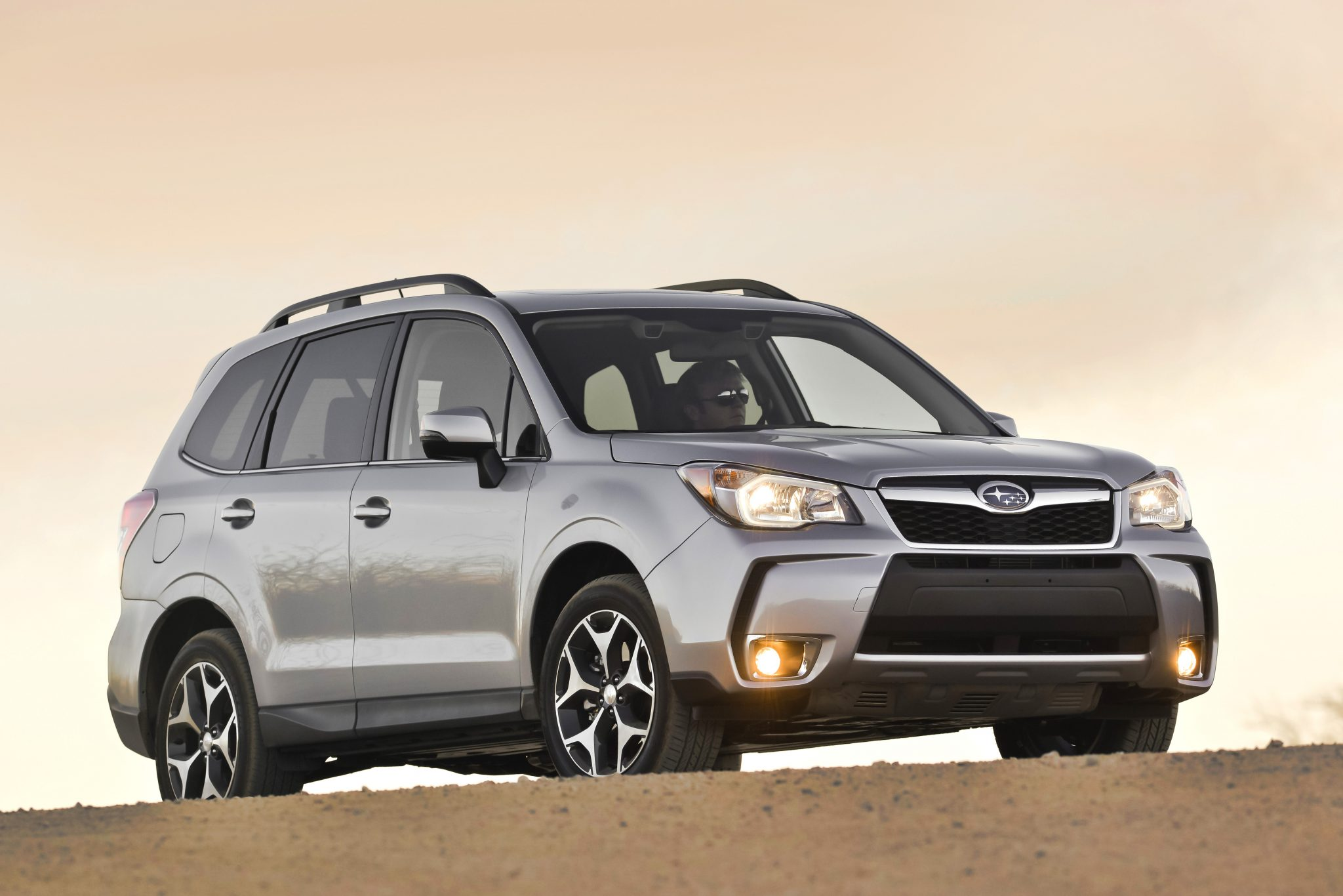 2015 subaru forester overview the news wheel. Black Bedroom Furniture Sets. Home Design Ideas