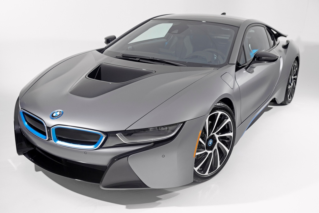One Of A Kind 2014 Bmw I8 Concours D Elegance Edition For Auction