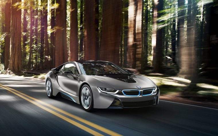 2014 BMW i8 Concours d'Elegance Edition