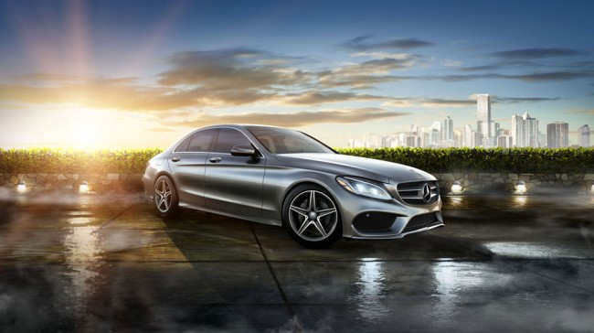 Mercedes-Benz C-Class | Mercedes-Benz's April 2015 Sales