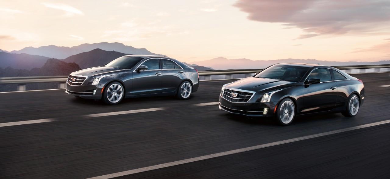 Cadillac compact car