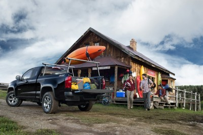 2015 Chevy Colorado Pricing Announced