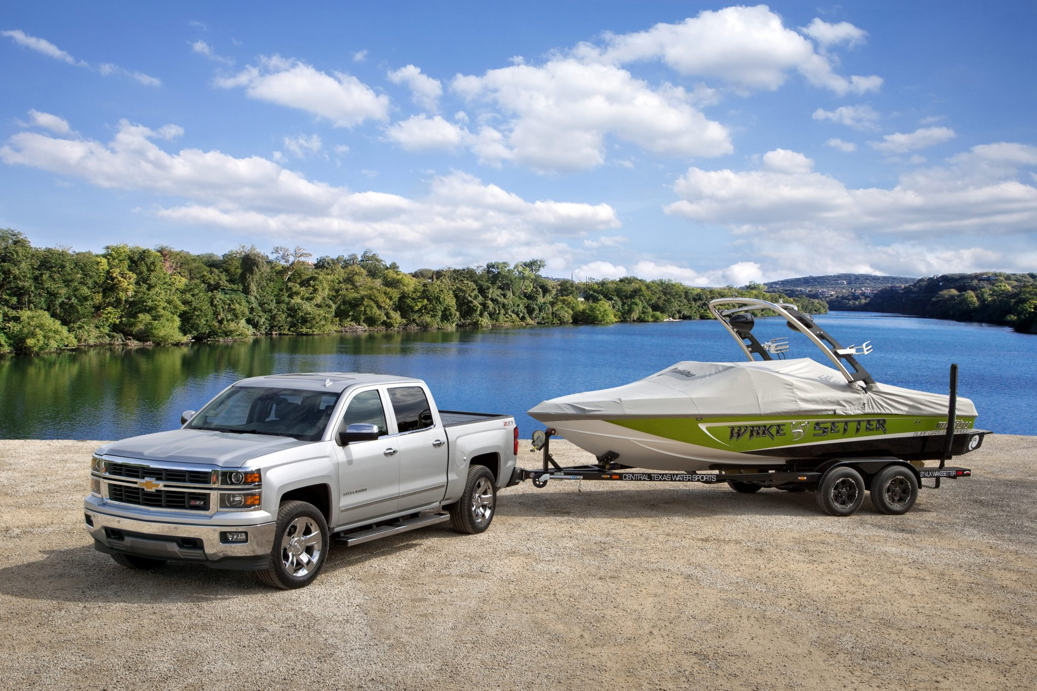 2015 Chevy Silverado Features