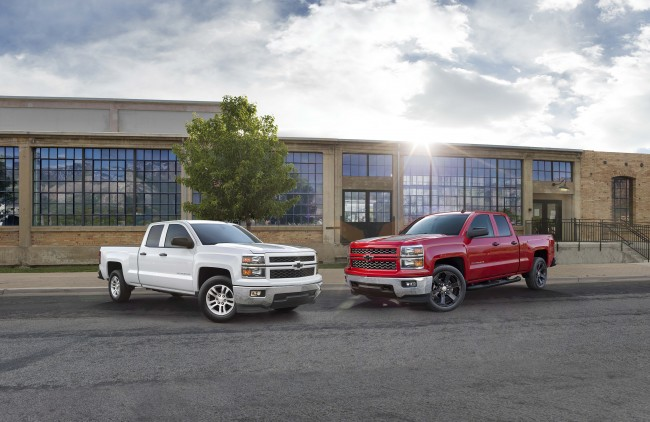 The 2015 Chevrolet Silverado Rally Editions