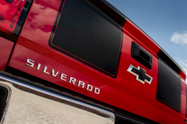 2015 Chevy Silverado Rally Editions