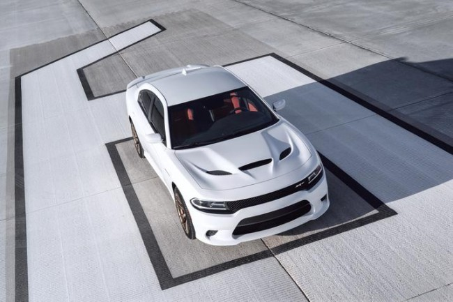2015 Dodge Charger SRT Hellcat Production Begins