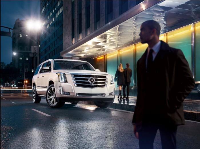December Cadillac Sales