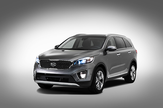 New 2016 Kia Sorento debut set for Los Angeles Auto Show