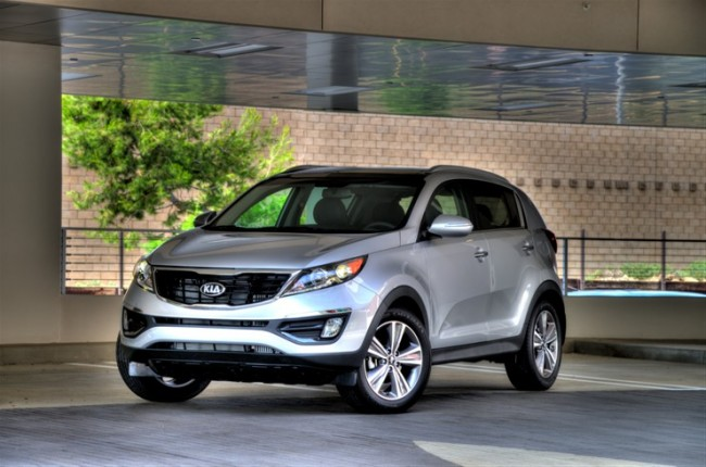 Introducing the 2015 Kia Sportage
