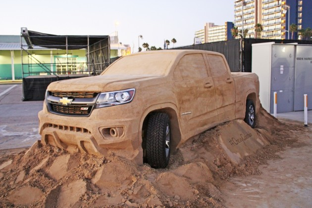 2015 U.S. Sand Sculpting Championships Features Sandy Colorado