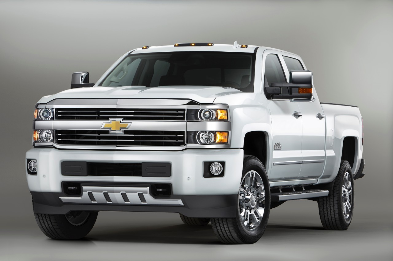 2015 Chevy Silverado 2500 overview