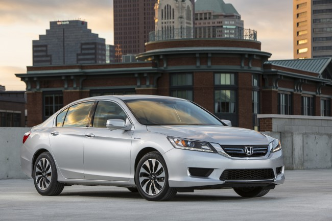 Accord Outselling Camry